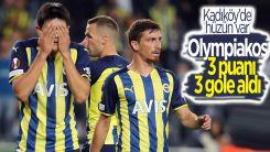Fenerbahçe Olympiakos'a 3 golle mağlup oldu