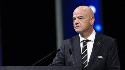 FIFA Başkanı Infantino'dan Dünya Kupası'nda 'reform' çağrısı
