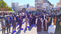 Batı Trakya'da Türk Azınlık Milletvekillerine çelenk engeli