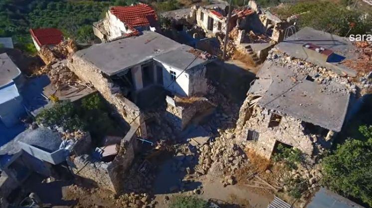 Gümülcine Belediyesi Giritli depremzedeler için kampanya başlattı