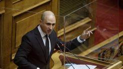 Milletvekili Bogdanos, Miçotakis'in talimatıyla partisinden ihraç edildi