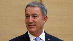 """Türkiye Milli Savunma Bakanı Akar'dan Yunanistan'a """"diyalog"""" çağrısı"""