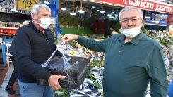 Yunan ve Bulgarlar balık alışverişlerini Edirne'de yapıyor