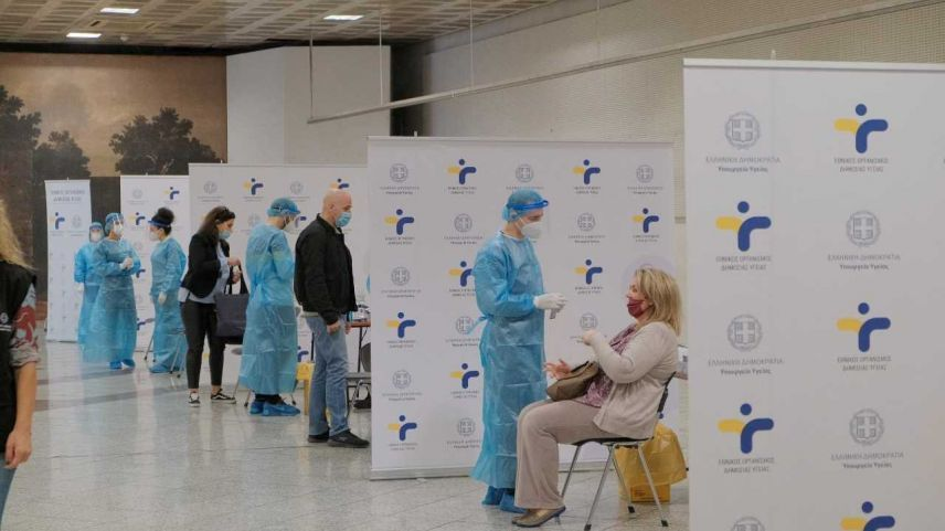 Yunanistan'da koronavirüsten ölenler 15 bini geçti
