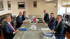 Ολοκληρώθηκε ο 63ος γύρος των συμβουλευτικών συνομιλιών Τουρκίας-Ελλάδας
