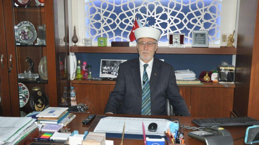 """Müftü İbrahim Şerif'in """"makam gaspı"""" davası ertelendi"""