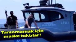 Yunanistan Özel Kuvvetleri'nden Ege'de mültecilere yasa dışı operasyon