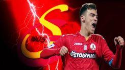 Galatasaray Dimitris Goutas'ı kadrosuna katmak istiyor