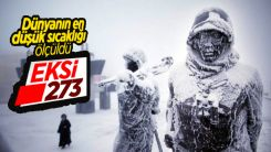 Bilim insanları, dünyanın en düşük sıcaklığını ölçtü