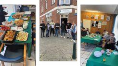 Hollanda'da soydaşlar sabah kahvaltısında buluştular
