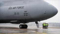 ABD'den Dedeağaç Limanı'na geniş çaplı askeri sevkiyat bekleniyor