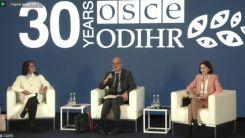 Batı Trakya Türk heyeti AGİT konferansına katıldı