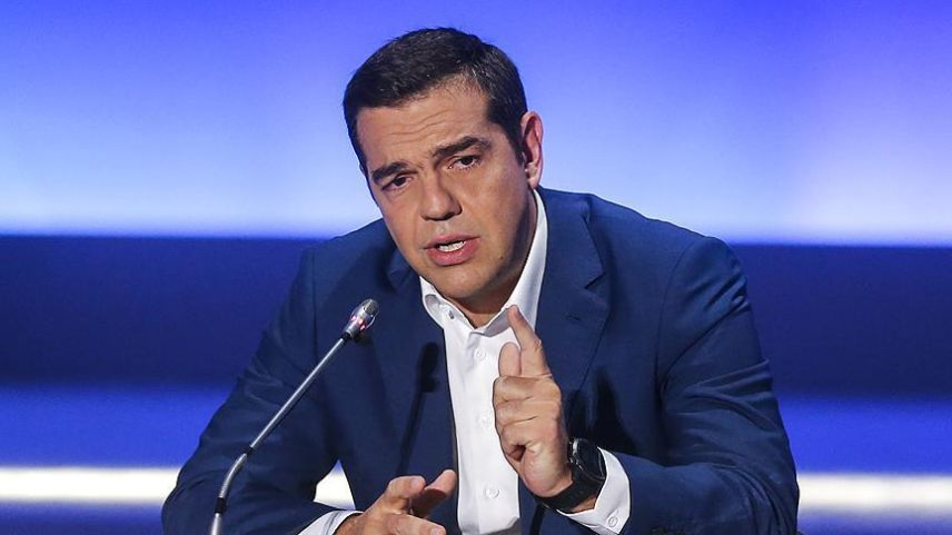 Çipras, iktidarın Kovid-19 politikasını eleştirdi