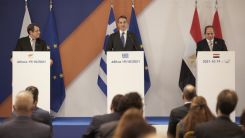 Miçotakis: Türkiye'nin Doğu Akdeniz'deki komşularına bakışı bölgede barış için bir tehdit
