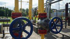 Avrupa'nın depoladığı doğal gaz azaldı