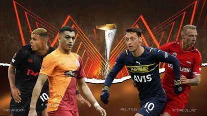 UEFA Avrupa Ligi'nde sezonun 3. maçlarına çıkıyor