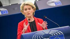 AB Komisyonu Başkanı Von der Leyen: Gaza ve gaz ithalatına çok bağımlıyız