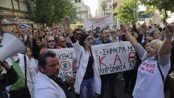 Doktorlar ve sağlık çalışanlarından 24 saatlik grev kararı