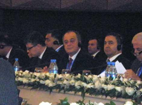 Milletvekili Ahmet Hacıosman Azerbaycan'ı ziyaret etti