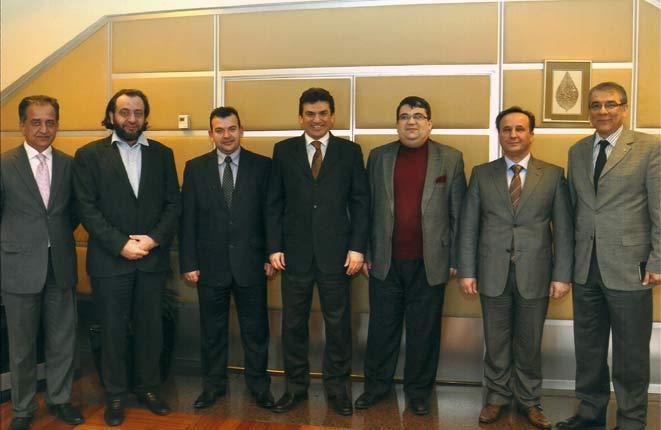 İskeçe Ticaret Odası'ndan İTO'ya işbirliği ziyareti