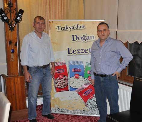 Has Gıda'nın ile çalışan Nurdan Gıda Türkiye'de en hızlı büyüyen şirketlerden biri oldu