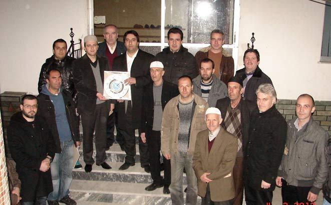 DEB Partisi'nden Mustafçova ve Gökçepınar köylerine ziyaret