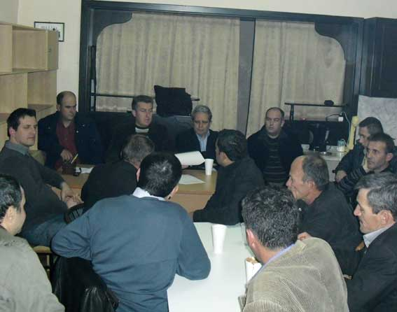 Toplumsal Hareket bilgilendirme toplantısı gerçekleştirdi