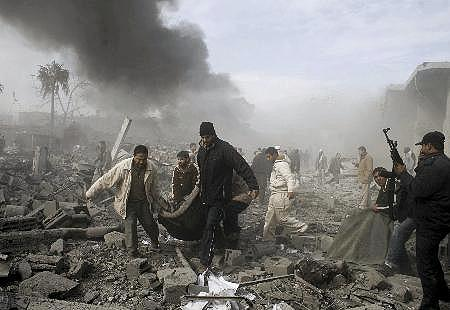Gazze'de yine İsrail katliamı