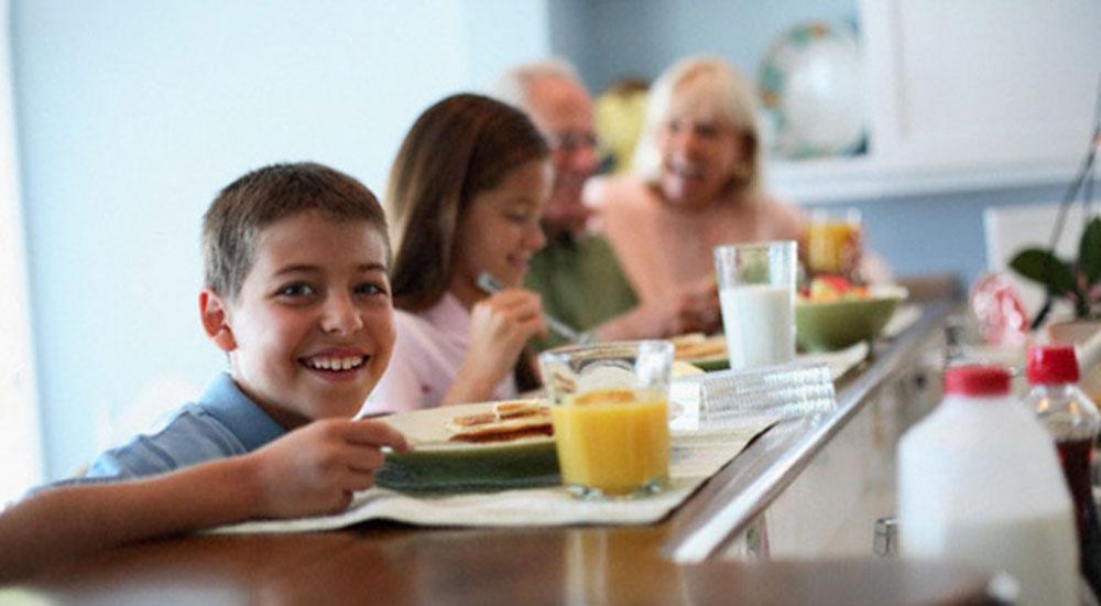 Kahvaltı Yapan Çocuklar Okulda Daha Dikkatli