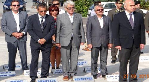 Milletvekilleri Mustafa Mustafa ve Ayhan Karayusuf Tarihe Geçti