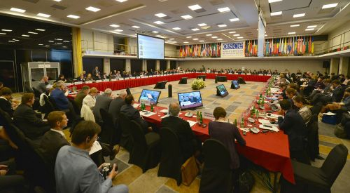 Batı Trakya Türkleri'nin Sorunları AGİT Toplantısı'nda Dile Getirildi