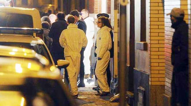 Brüksel'de bir camiiye yapılan saldırıda bir imam öldü
