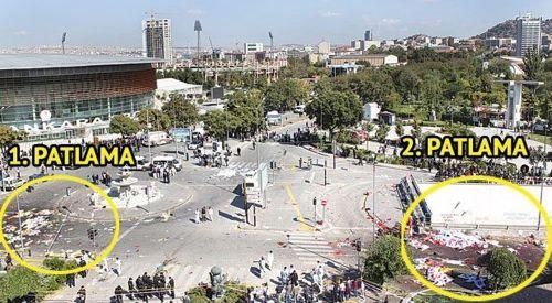 Η πιο αιματηρή τρομοκρατική επίθεση στα χρονικά της Τουρκίας