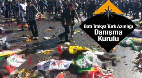 Danışma Kurulu Türkiye'deki terör olayını kınadı