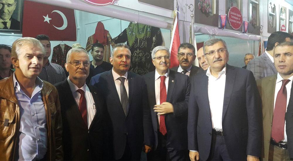 Batı Trakya Türkleri Zeytinburnu Yöresel Günler Etkinliğinde Stant Açtı