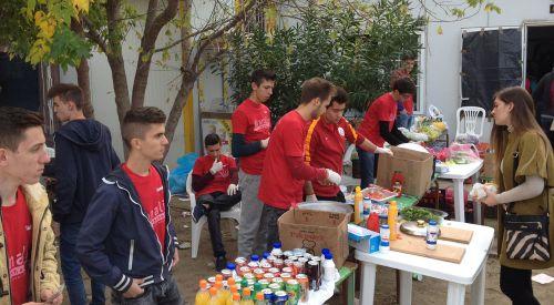 İskeçe'de Öğrenci Pazarı'na Büyük İlgi