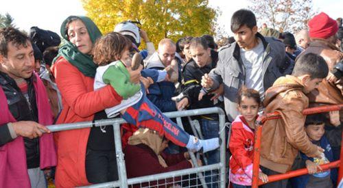 Mültecilerin zorlu Avrupa yolculuğu