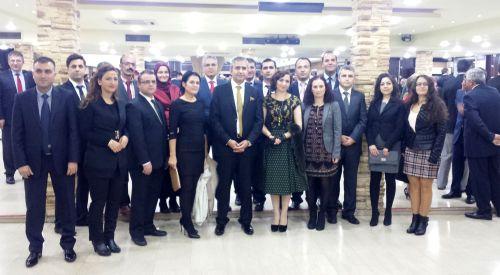 Anavatan Türkiye Cumhuriyeti'nin 92. yılı Gümülcine'de Kutlandı