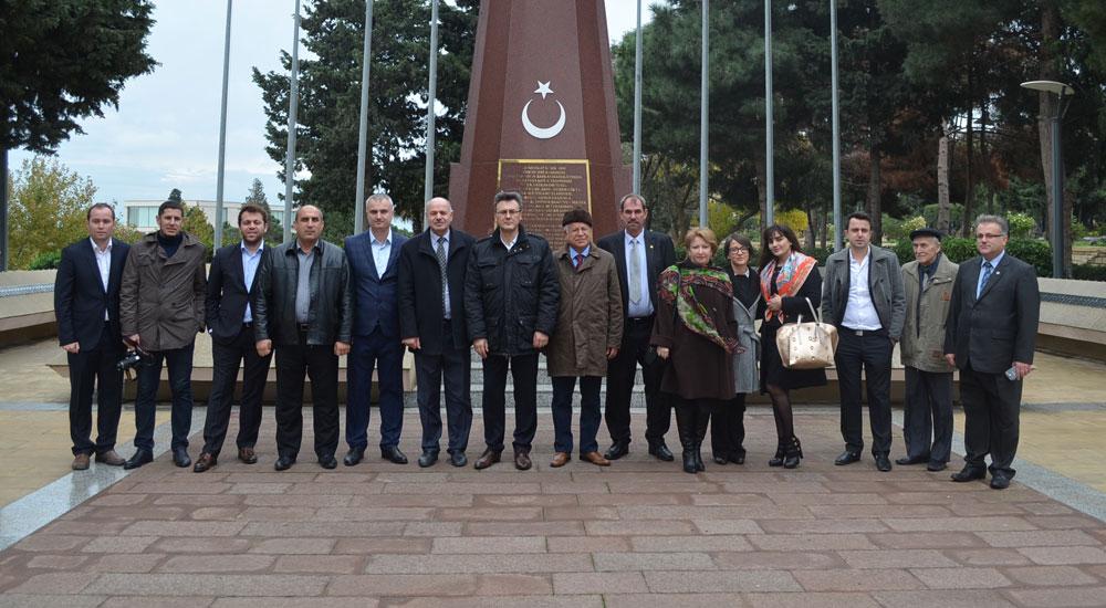 FUEN Türk Azınlıkları Grubu'nun 2. Toplantısı Bakü'de gerçekleştirildi