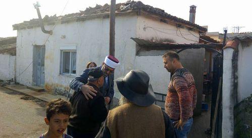 İskeçe Karaköy'de Hortum ve Fırtına Büyük Hasara Neden Oldu