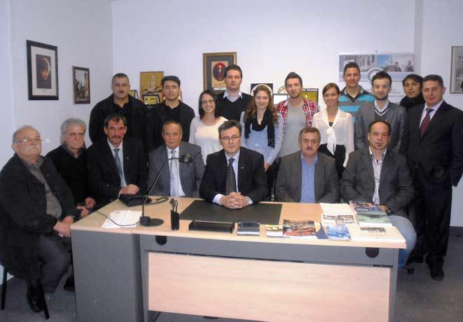 ABTTF 17. Dönem Yönetim Kurulu 4.Olağan Toplantısı'nı gerçekleştirdi