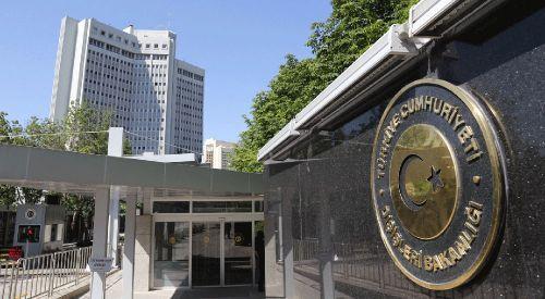 T.C. Dışişleri Bakanlığı'ndan DEB saldırısı hakkında açıklama