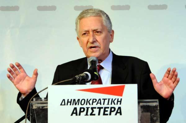 Kuvelis'in Demokratik Sol Partisi (DİMAR)'dan Irkçı Yaklaşım