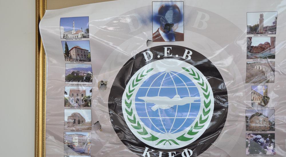 FUEN, DEB Partisine yapılan saldırıyı kınadı