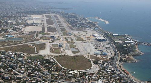 Elliniko Havaalanı Mülteci Merkezi Oluyor