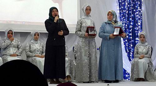 Demircikli Hafıza Türkiye Hafızlık Yarışmasında Marmara Bölge Birincisi oldu