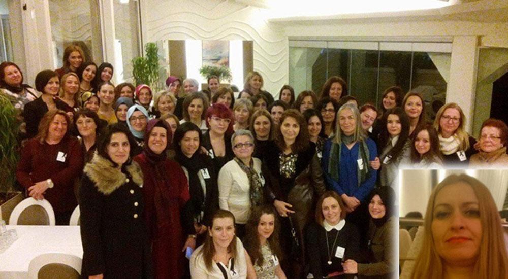 Fatma Saliemin Kadın Platformunun Yeni Sözcüsü Oldu