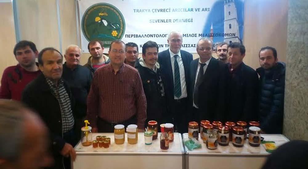 Batı Trakya'nın Balı İstanbul'da Tanıtıldı