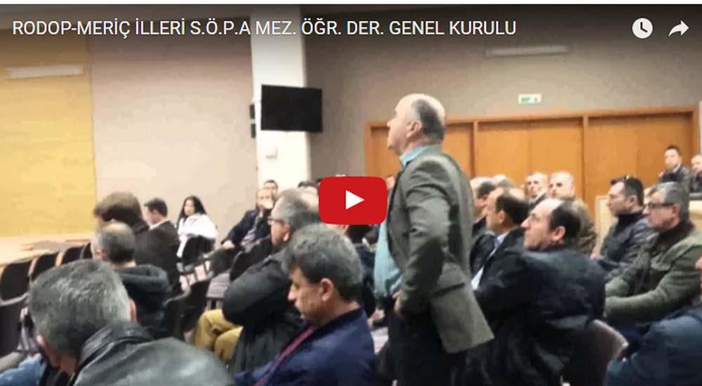 Öğretmenler Kurulunda Yaşanan Tartışmalar (VİDEO)