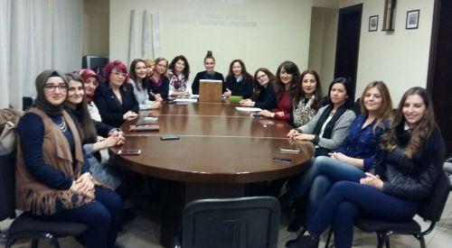 B.T.A.Y.T.D. Kadınlar Kolu Yönetim Kurulu Seçimleri Gerçekleştirildi